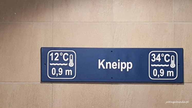temperatura zapisana na tabliczce