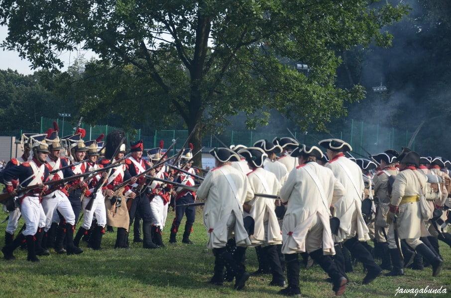 wojska napoleona po koźlem