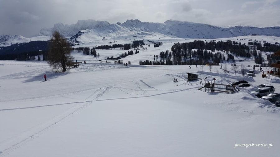 trasy narciarskie i biel