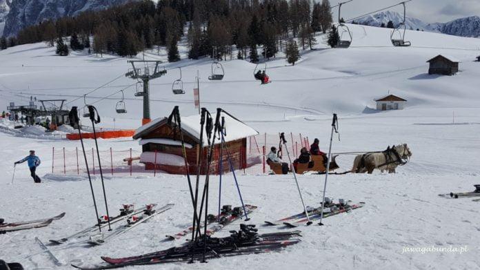 trasy narciarskie w górach