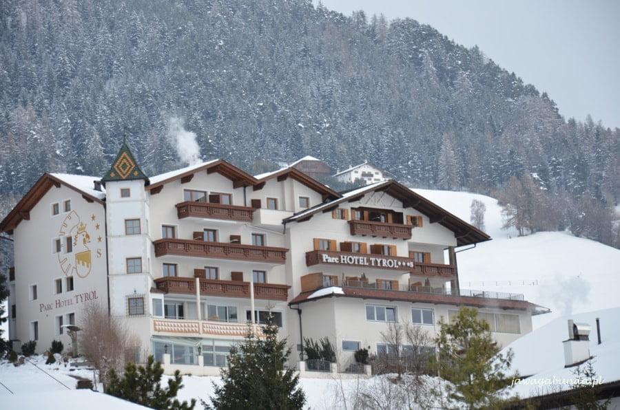 hotel Tirol w Casterlotto
