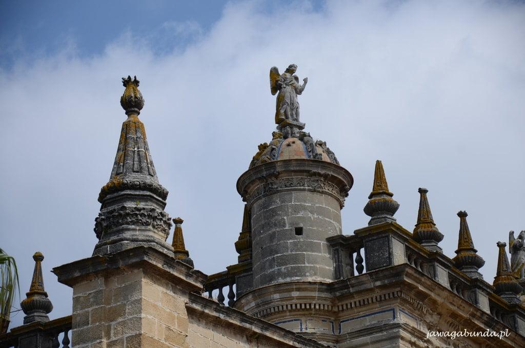 dach katedry