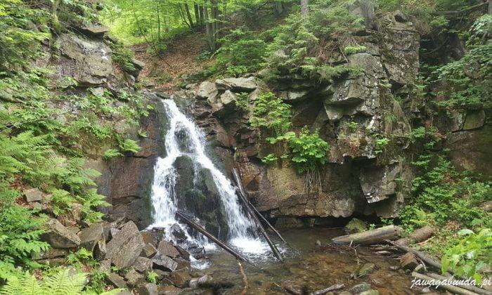 górska rzeka Biała Wisełka