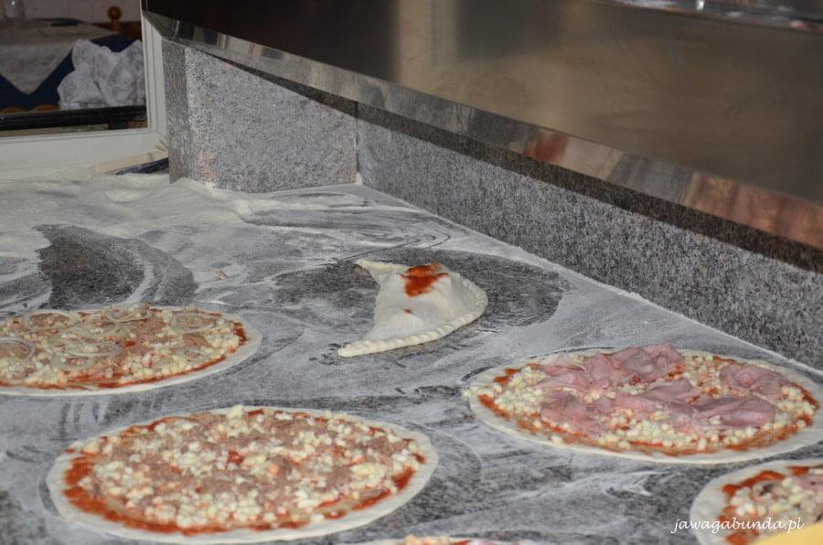 pizza kilka sztuk