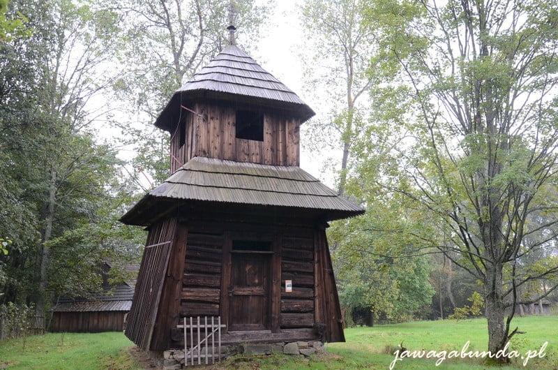 Orawa - dzwonnica - według wierzeń Orawian - odstraszająca pioruny
