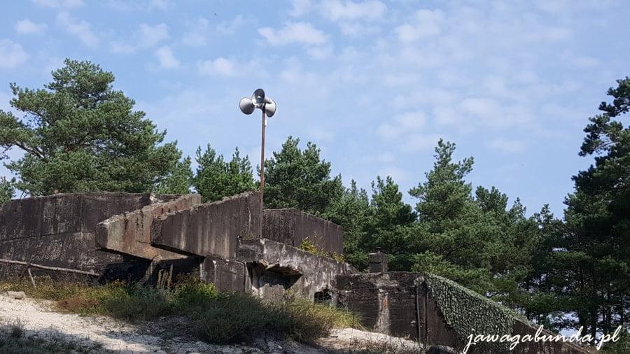 betonowe bunkry poniemieckie