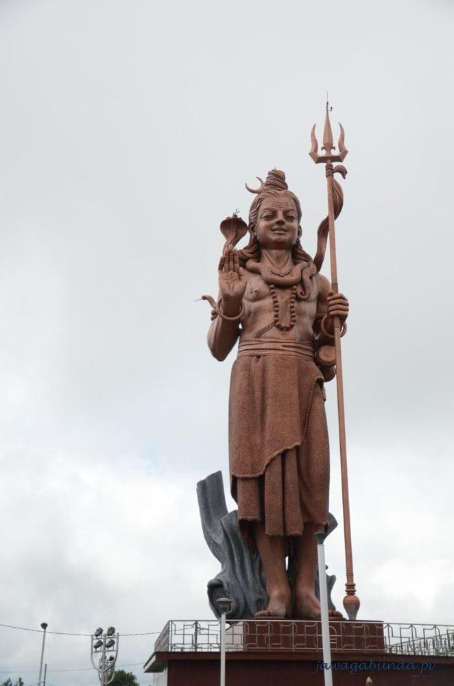 postać boga Sziwy
