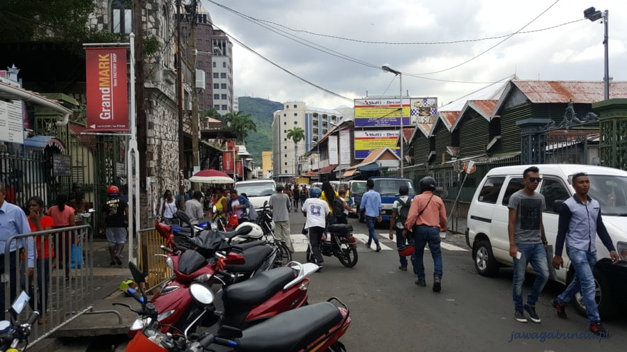 ruch na ulicy
