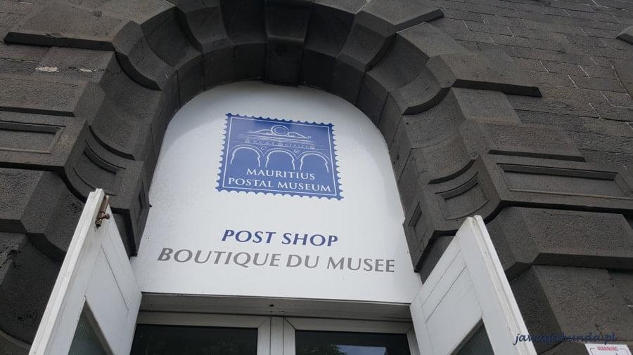 budynek muzeum poczty