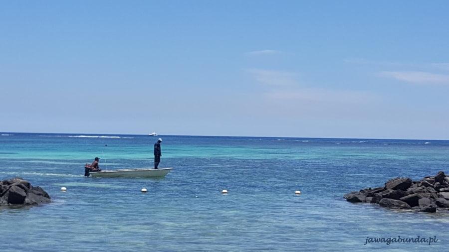 niebieski ocean