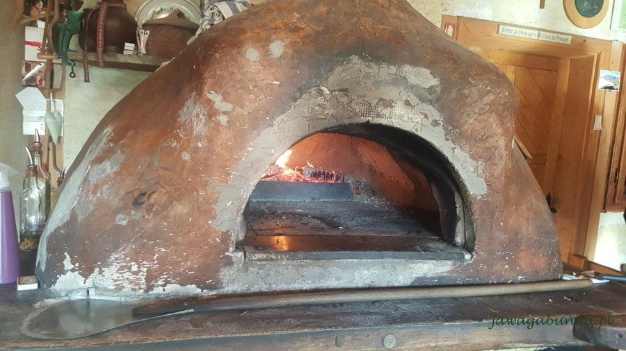 piec do pieczenia pizzy