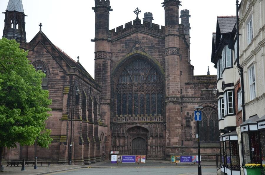 katedra w Chester