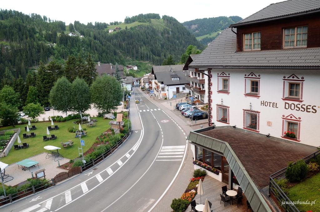 hotel i ulica