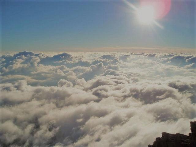 kłębiaste chmury