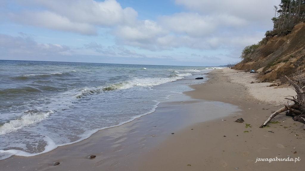morze i plaża