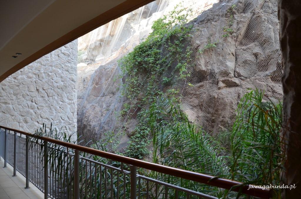 hotel przy skale