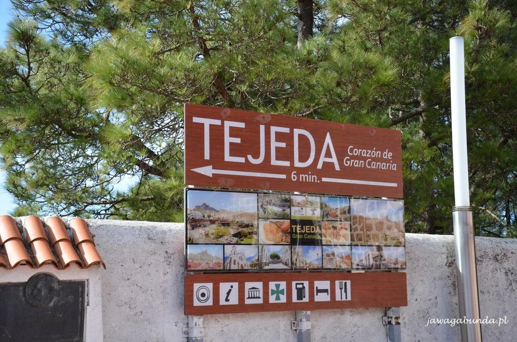 kierunkowskaz Tejeda