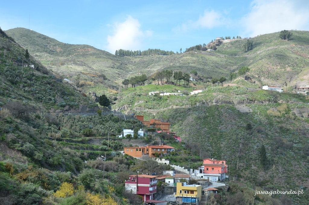 Zagubiona w górach wioska