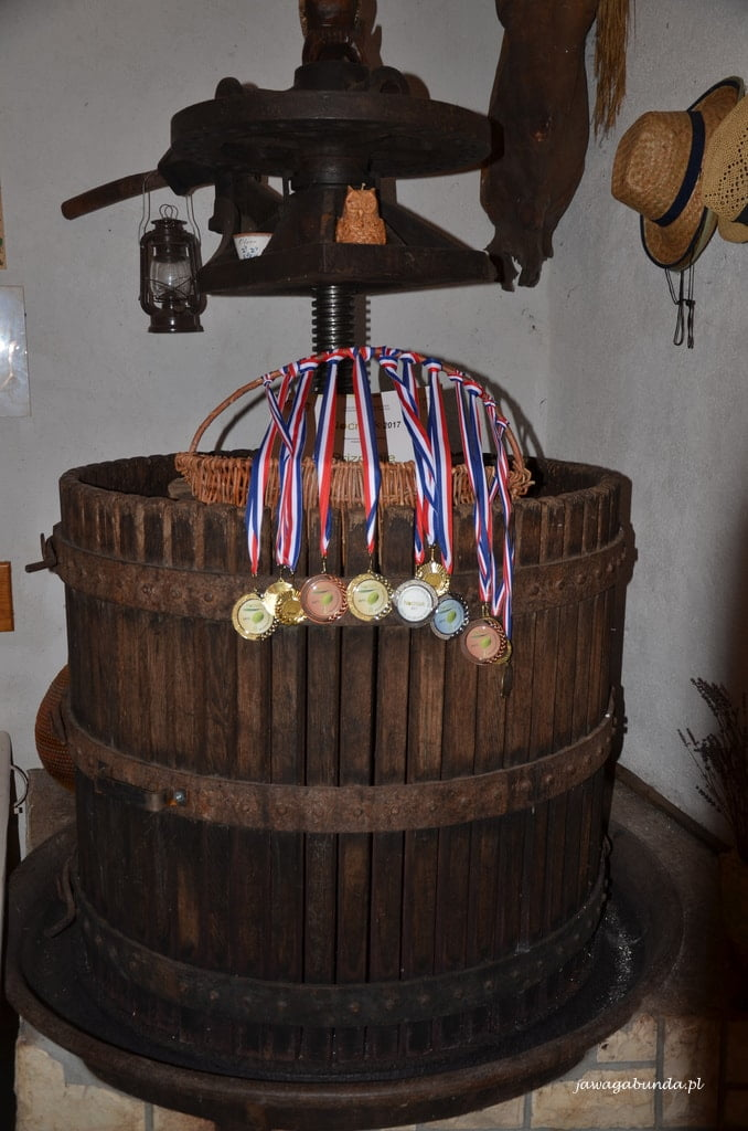 złote medale za oliwę z oliwek
