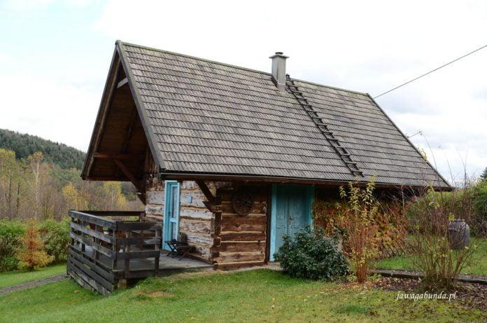 chata spokój Beskid Niski