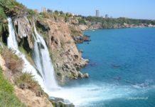 wodospad w Antaya