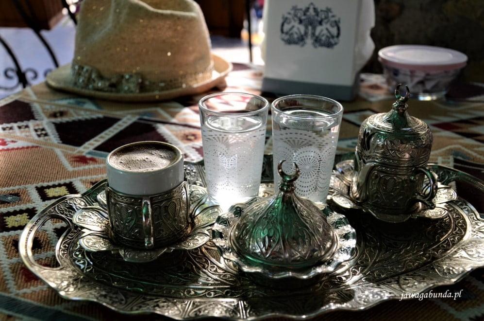kawa podana po turecku