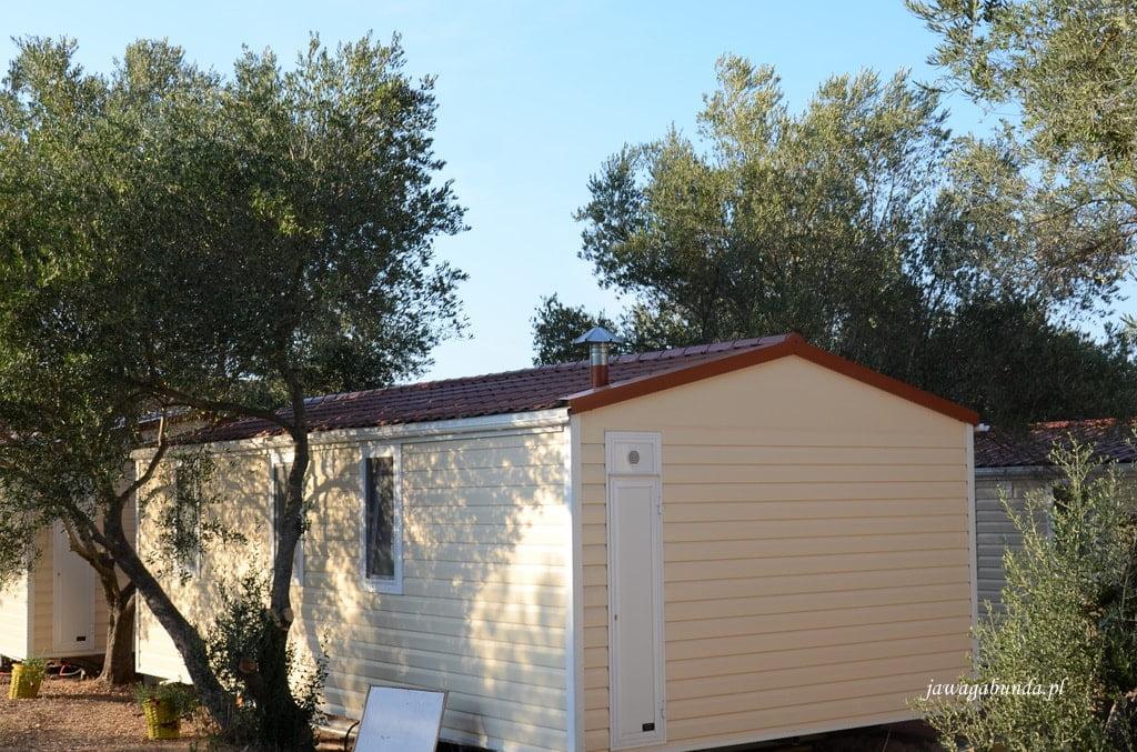 bungalow w Chorwacji
