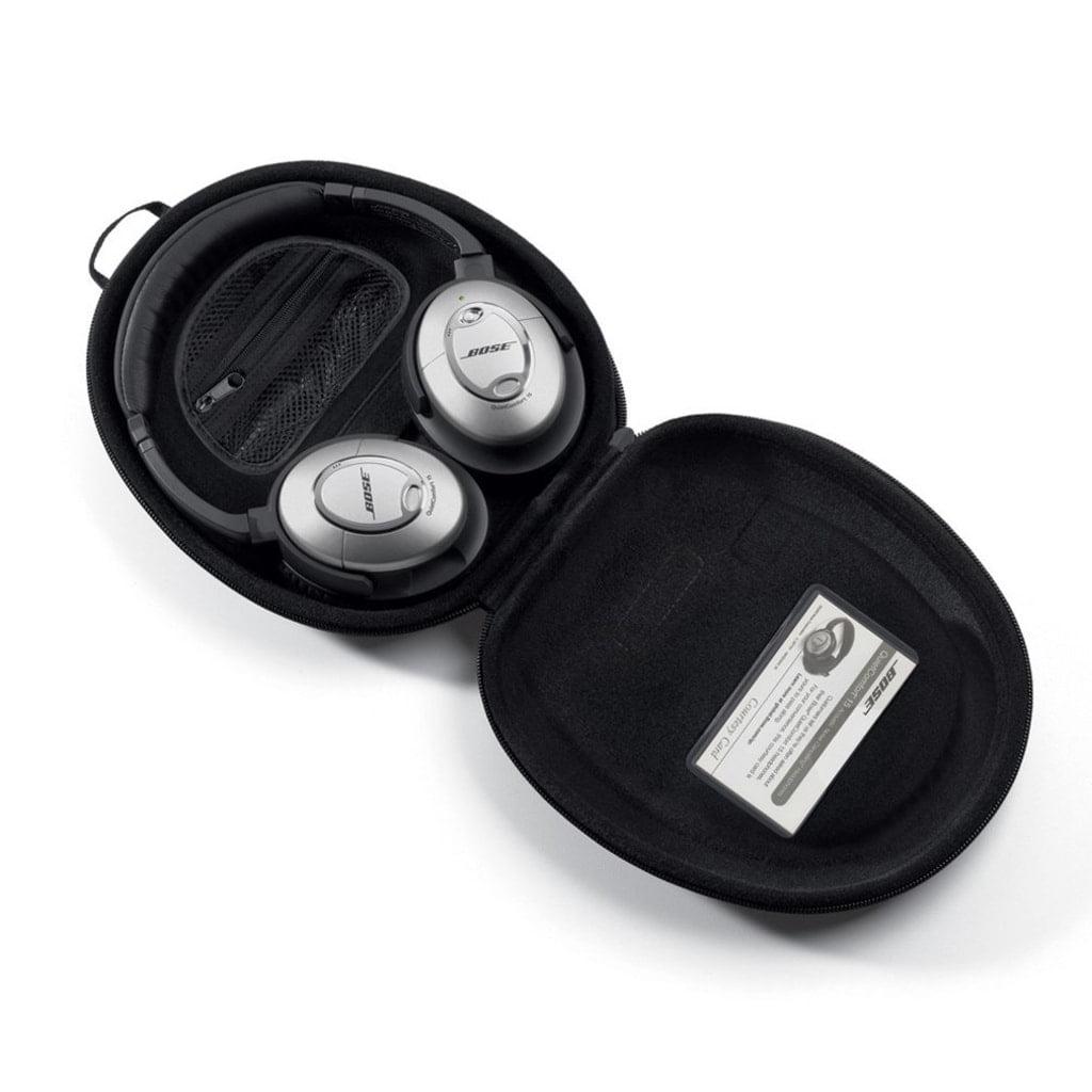 słuchawki firmy Bose i opakowanie