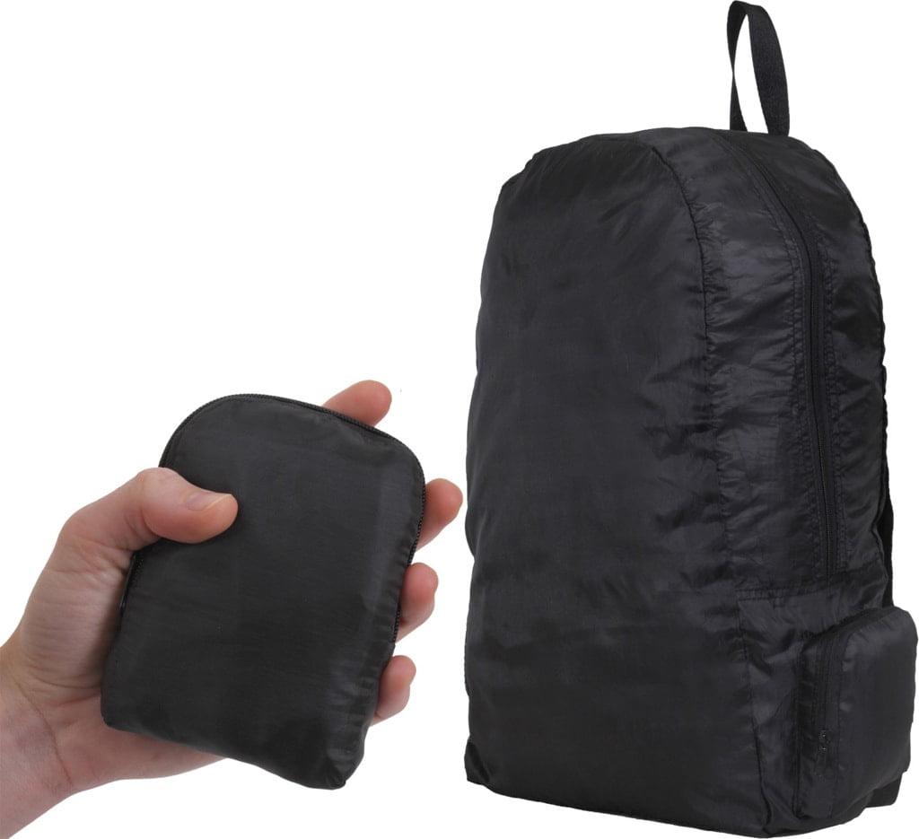 mały składany plecak