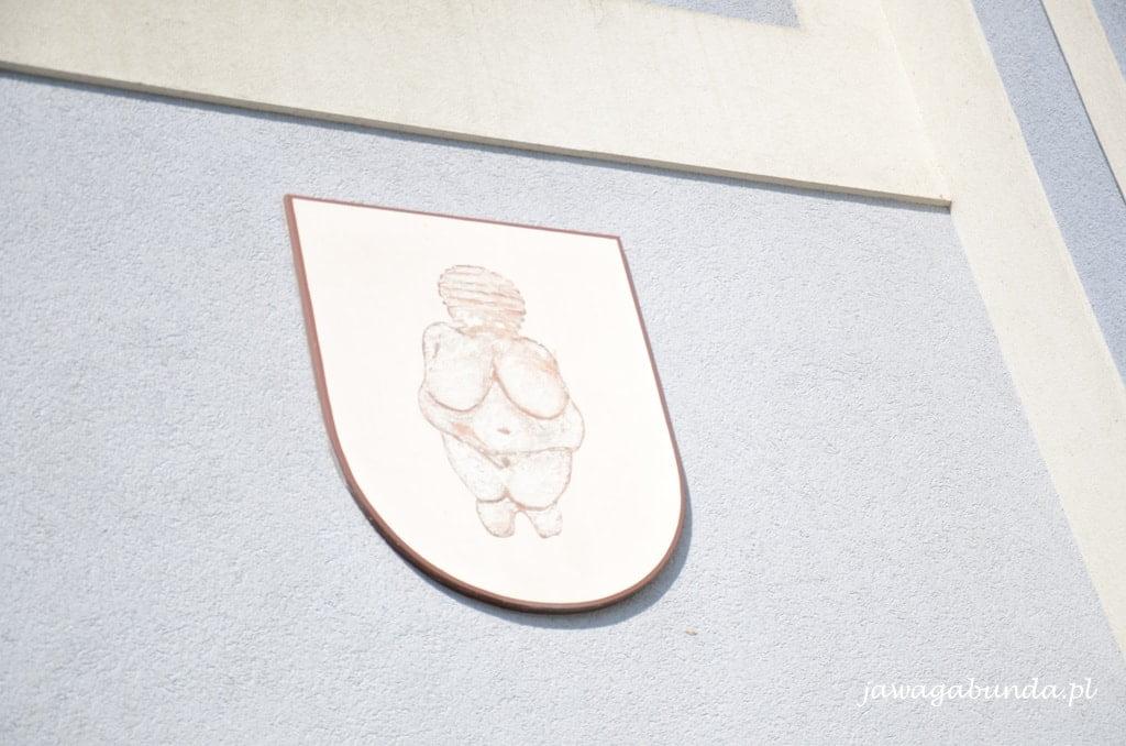 Venus z Wallendorf na tablicy