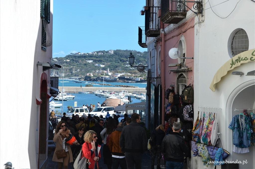 uliczka w Forio