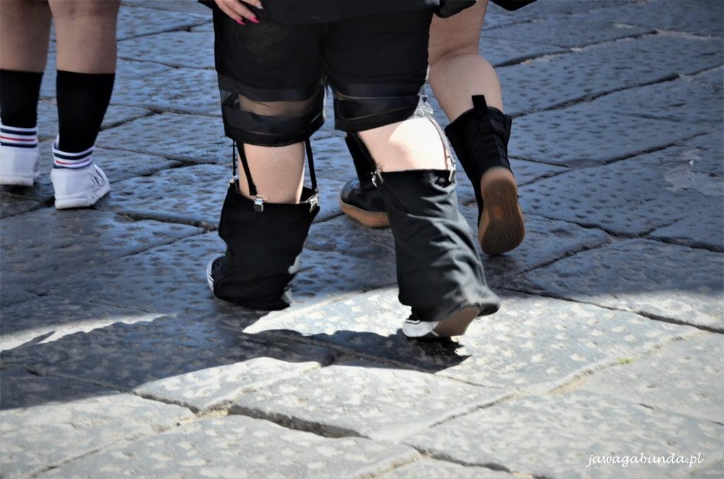 buty i nogi kobety