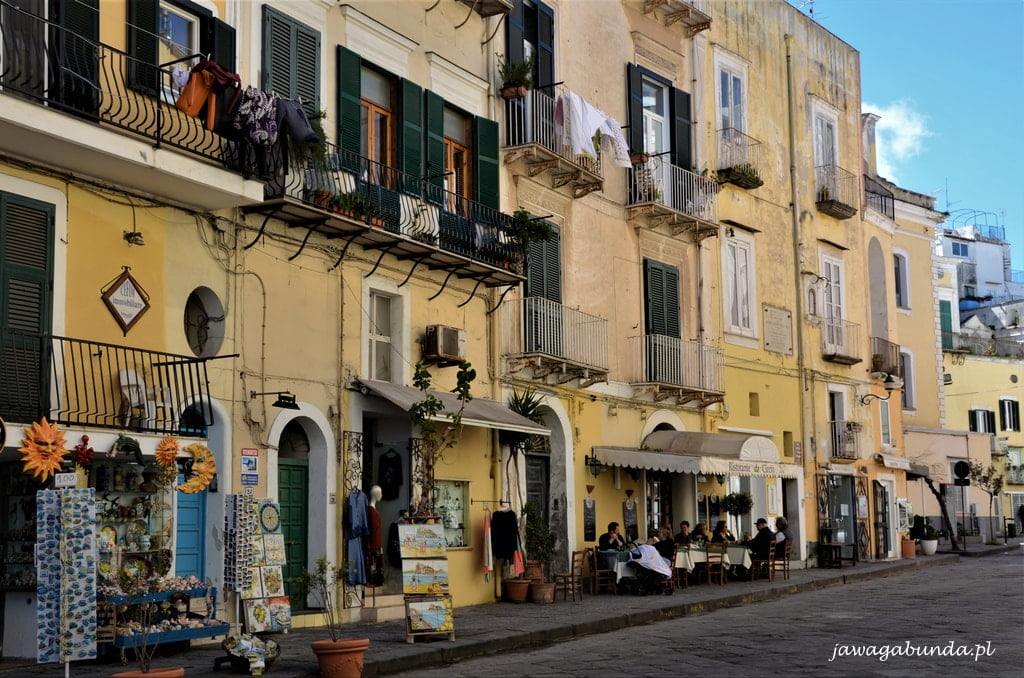 uliczka włoska