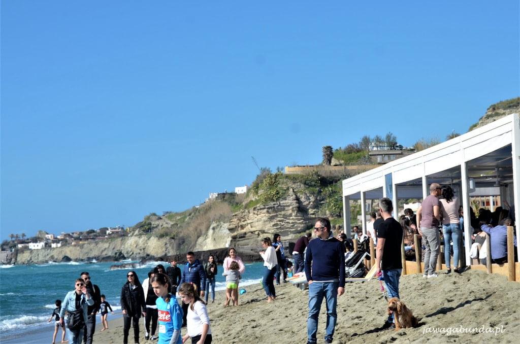 Pikniki rodzinne na plaży Citara