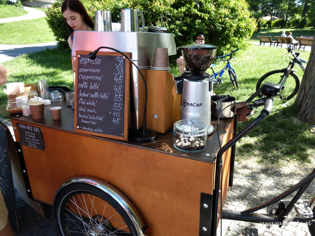 mobilna kawiaria