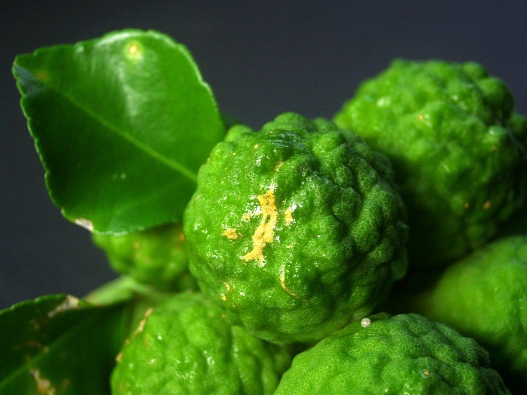 bergamotka owoc