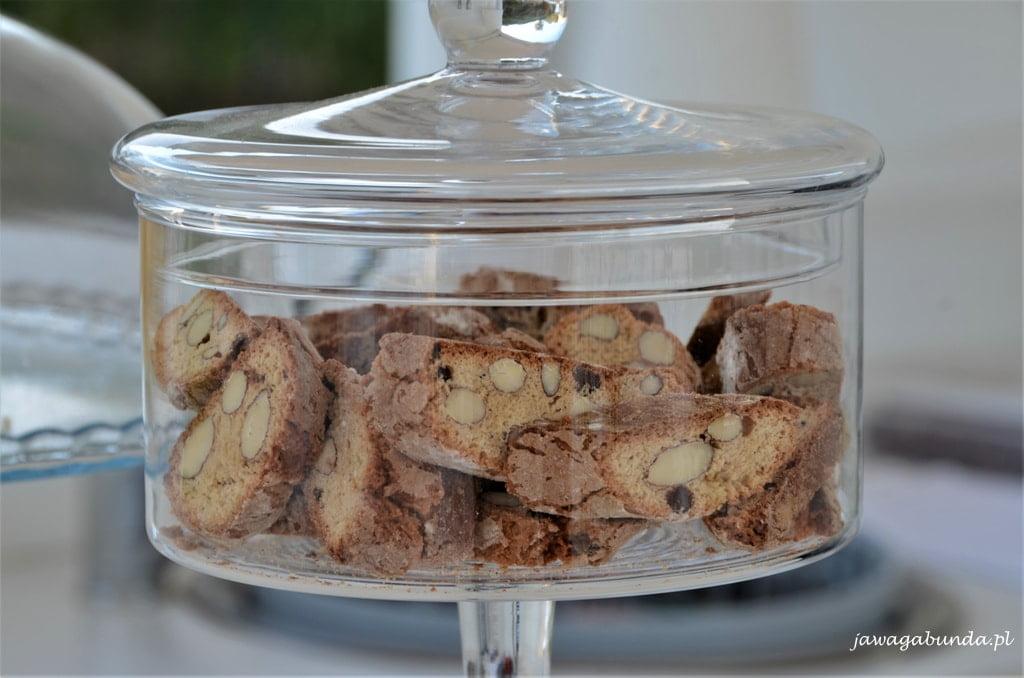 ciasteczka migdałowe włoskie