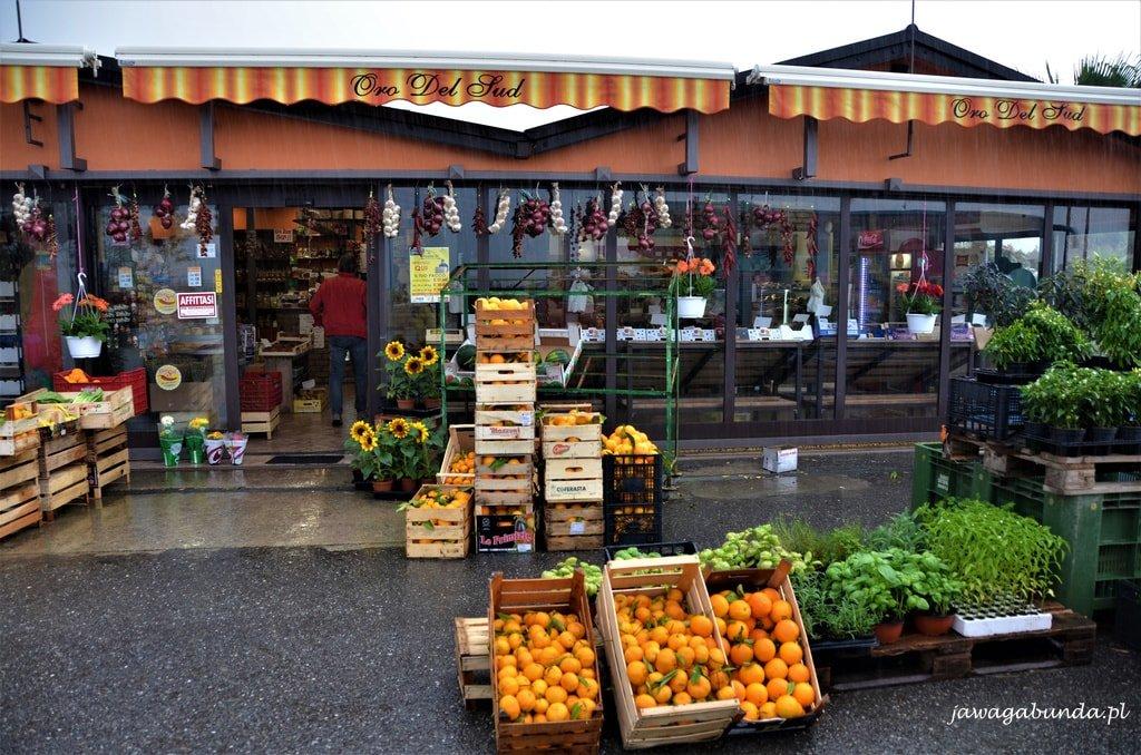 sklep w Tropea