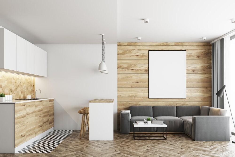 Panele Na ścianę Co Wybrać Do Kuchni łazienki Lub Salonu
