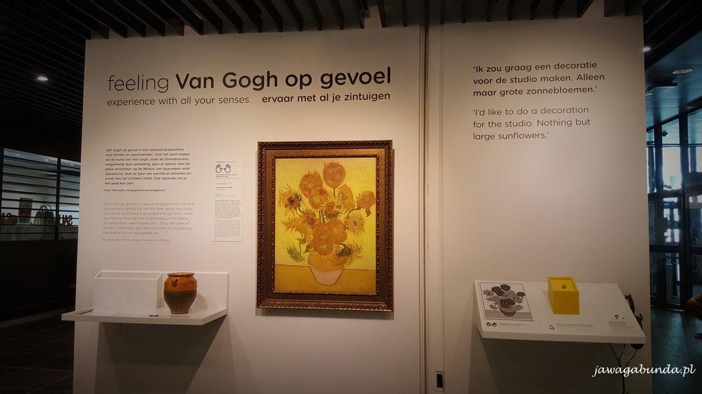 muzeum Van Gogh Amsterdam
