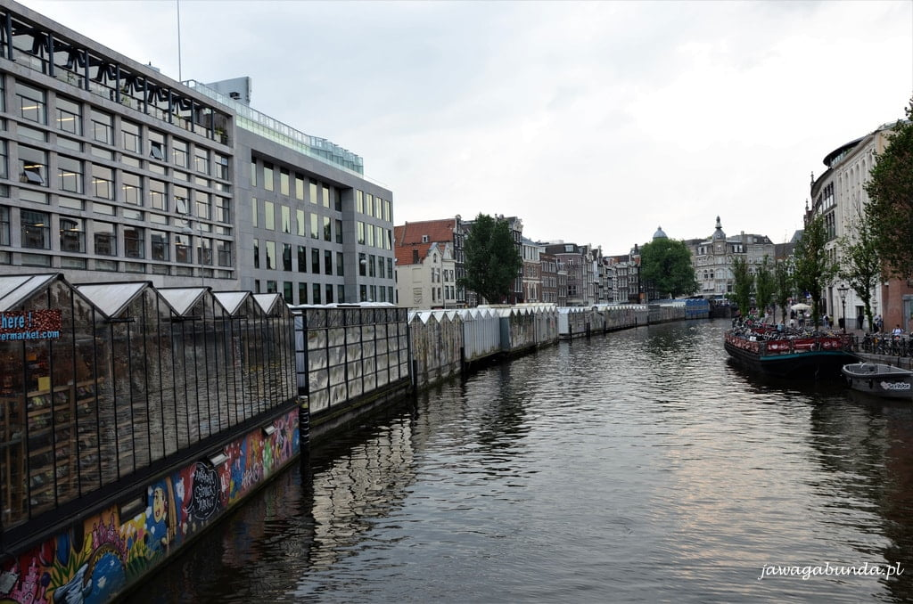 Targ kwiatowy Amsterdam