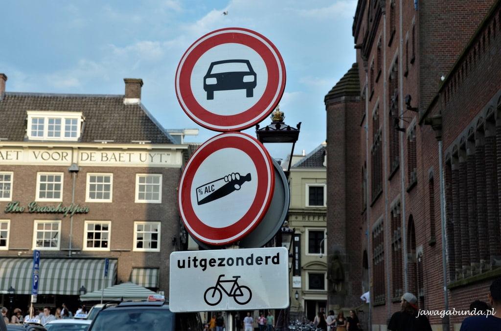 Amsterdam miasto zwiedzanie