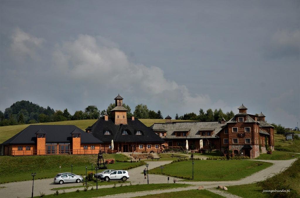 osada Chreptiów - hotel