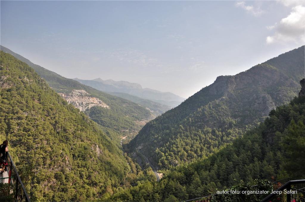widoki w górach