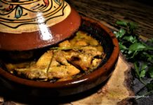 marokańska potrawa tadżin