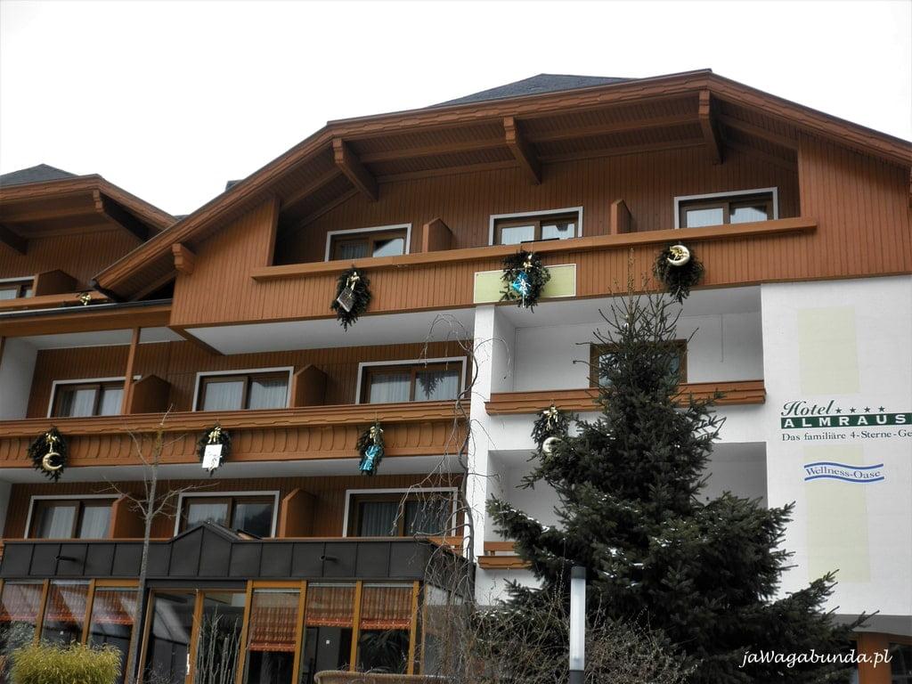 hotel o nazwie Almrausch