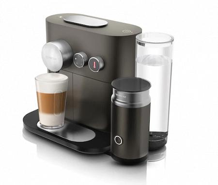 Ekspress na kapsułki gwarantuje wyśmienity smak kawy!