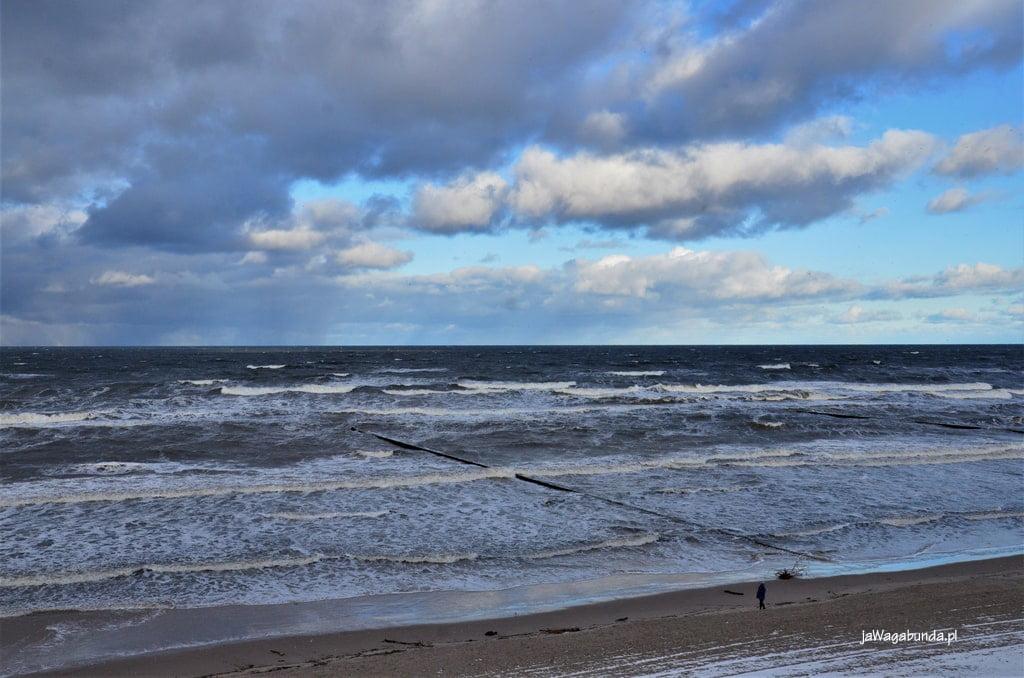 Bałtyk morze Ustka