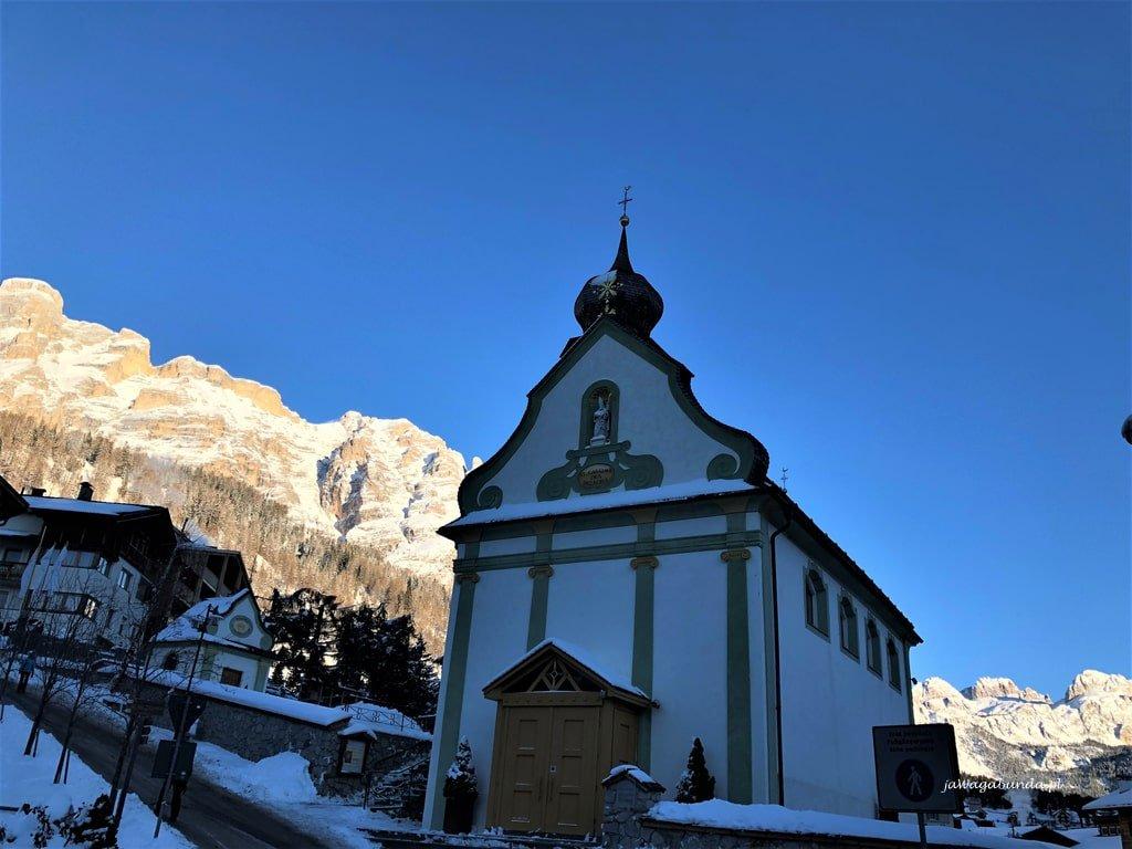 Alta Badia ośrodek narciarski