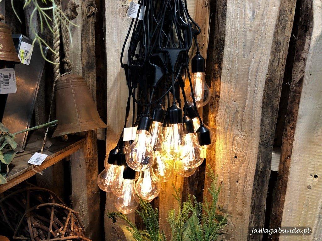 oświetlenie ogród